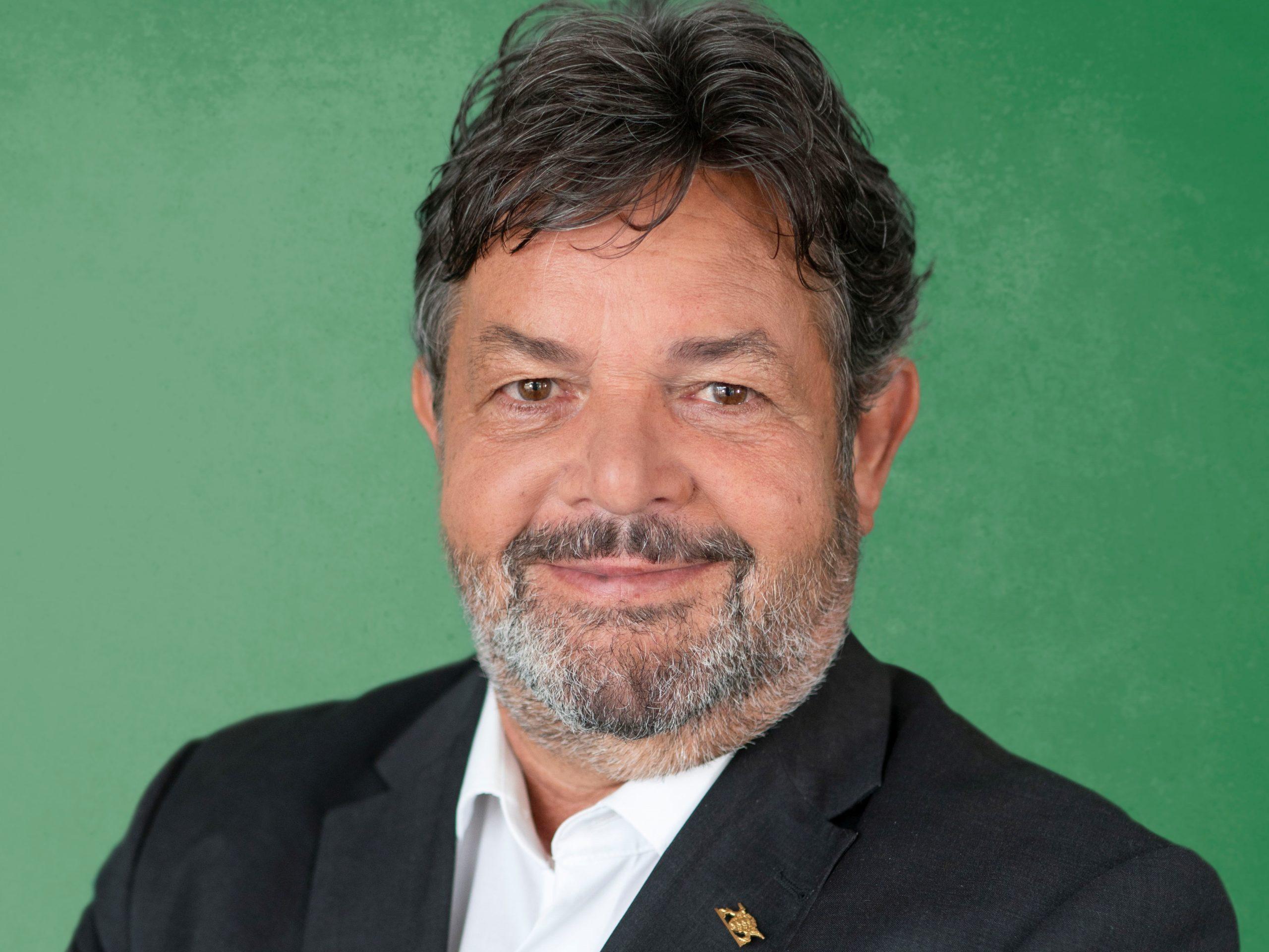 Reinhold Pix verteidigt Grünes Direktmandat
