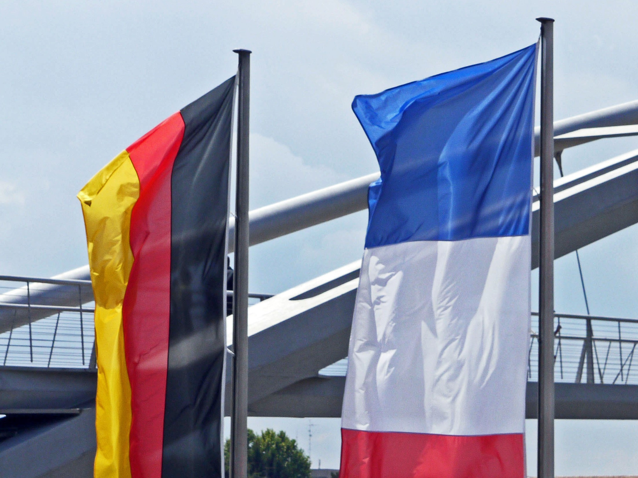 Im Sinne der deutsch-französischen Zusammenarbeit