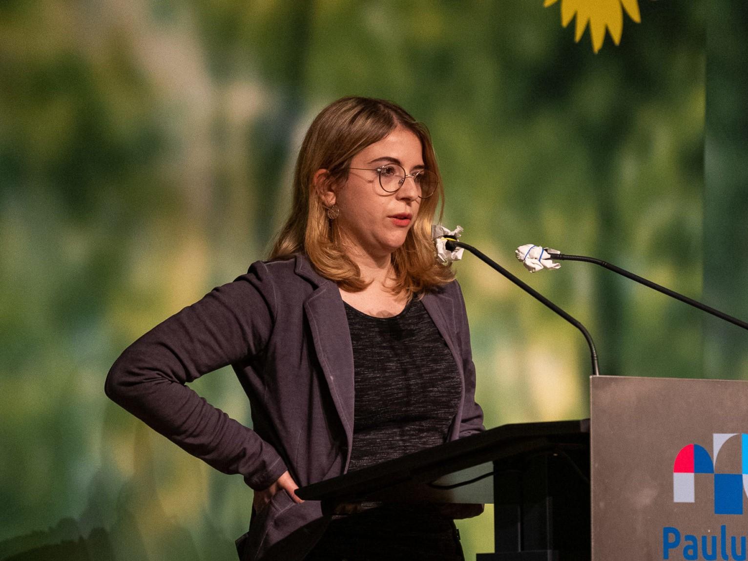 Chantal Kopf zur Kandidatin im Wahlkreis Freiburg gewählt