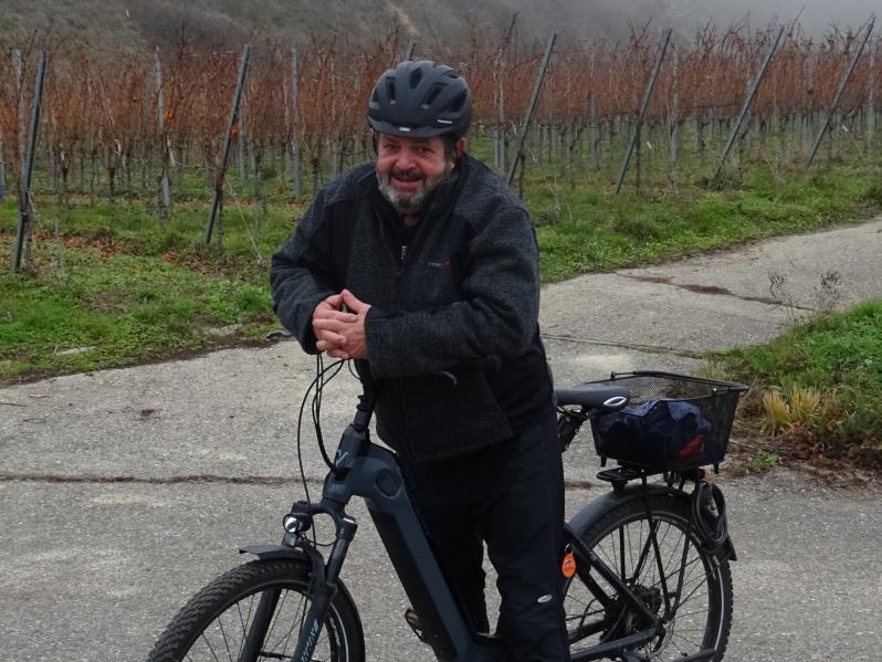 Radfahren für den Klimaschutz