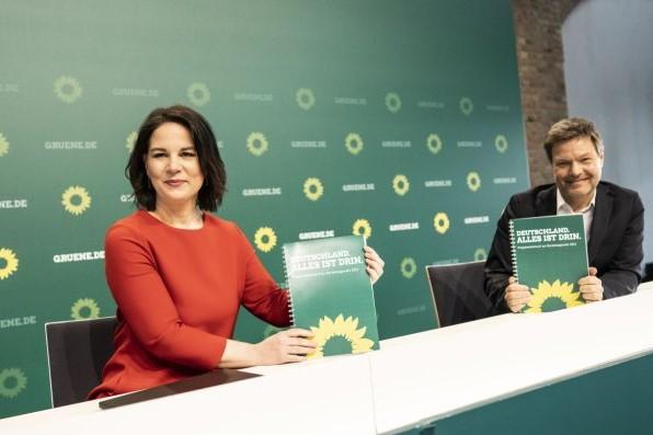 """""""Deutschland. Alles ist drin."""" – Grünes Wahlprogramm zur Bundestagswahl 2021"""